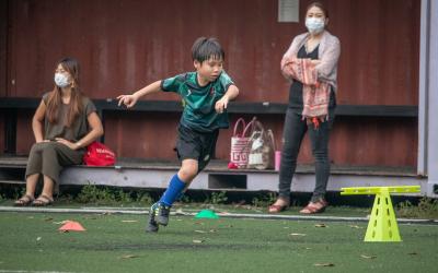 FC Kuala Lumpur Return To Outdoor Training