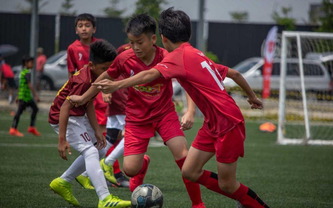 FC Kuala Lumpur – Captured: AirAsia KL Junior League Week 8