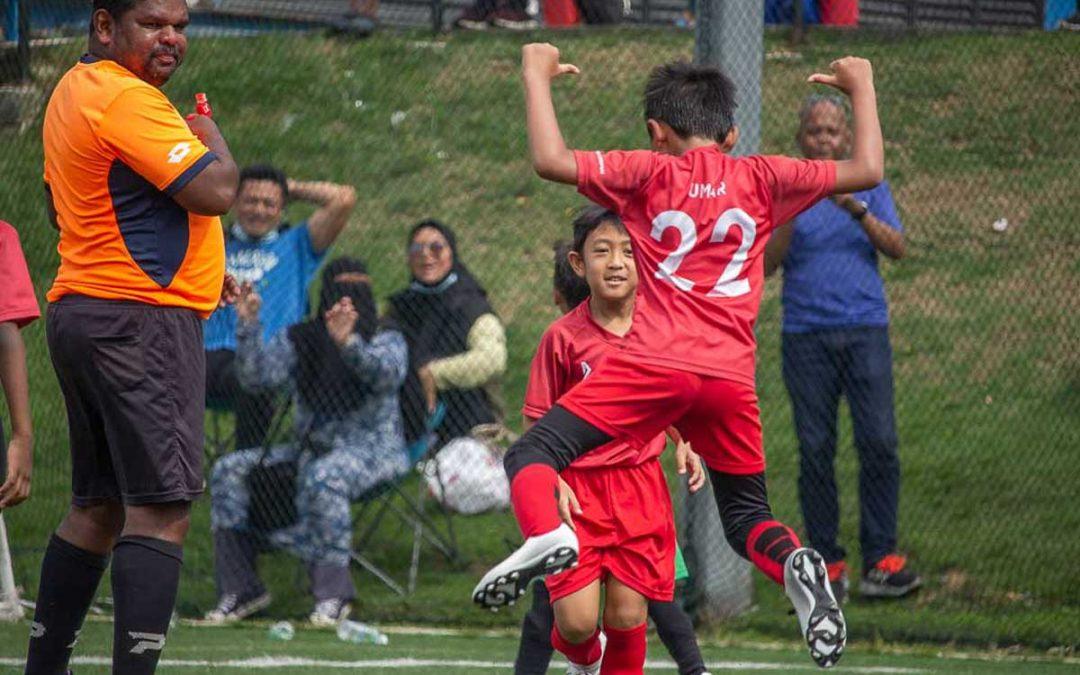 Captured: AirAsia KL Junior League Season B Week 2