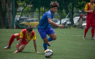 Captured: AirAsia KL Junior League Season B Week 3