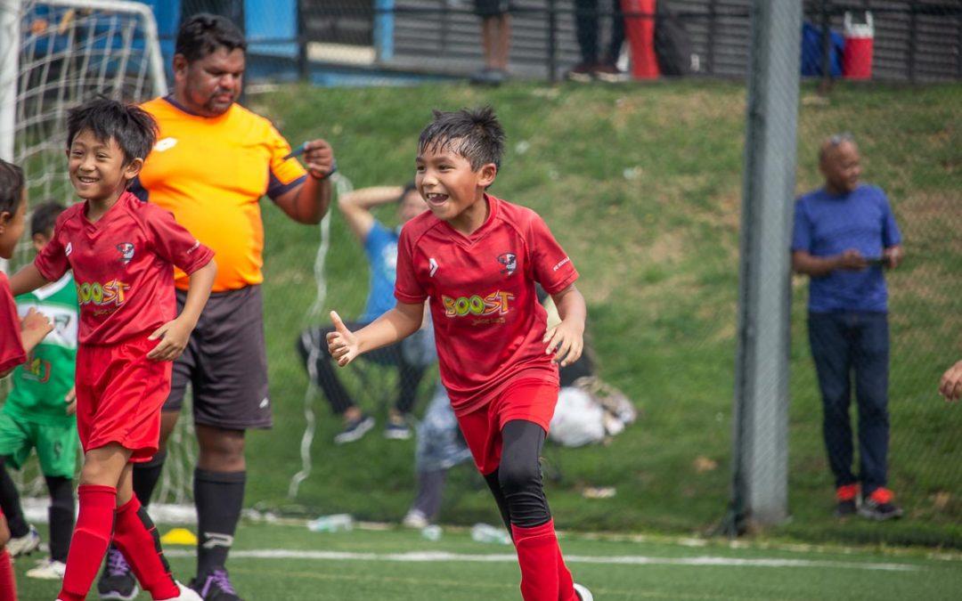 Photos: FCKL at the Junior League Week 2